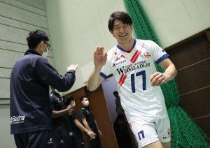 島崎征士郎選手現役引退のお知らせ